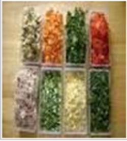 طرح توجیهی تولید و بسته بندی سبزیجات خشك