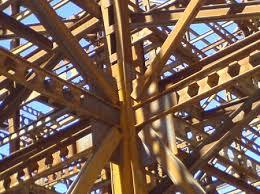 پاورپوینت آشنایی با انواع اتصالات در ساختمان های فلزی